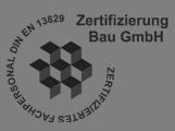 Logo Zertifizierungs Bau GmbH