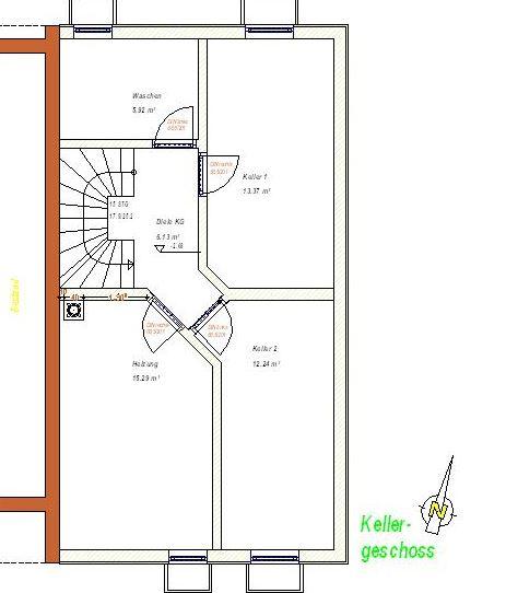 Link zum Planungsdetail Kellergeschoss