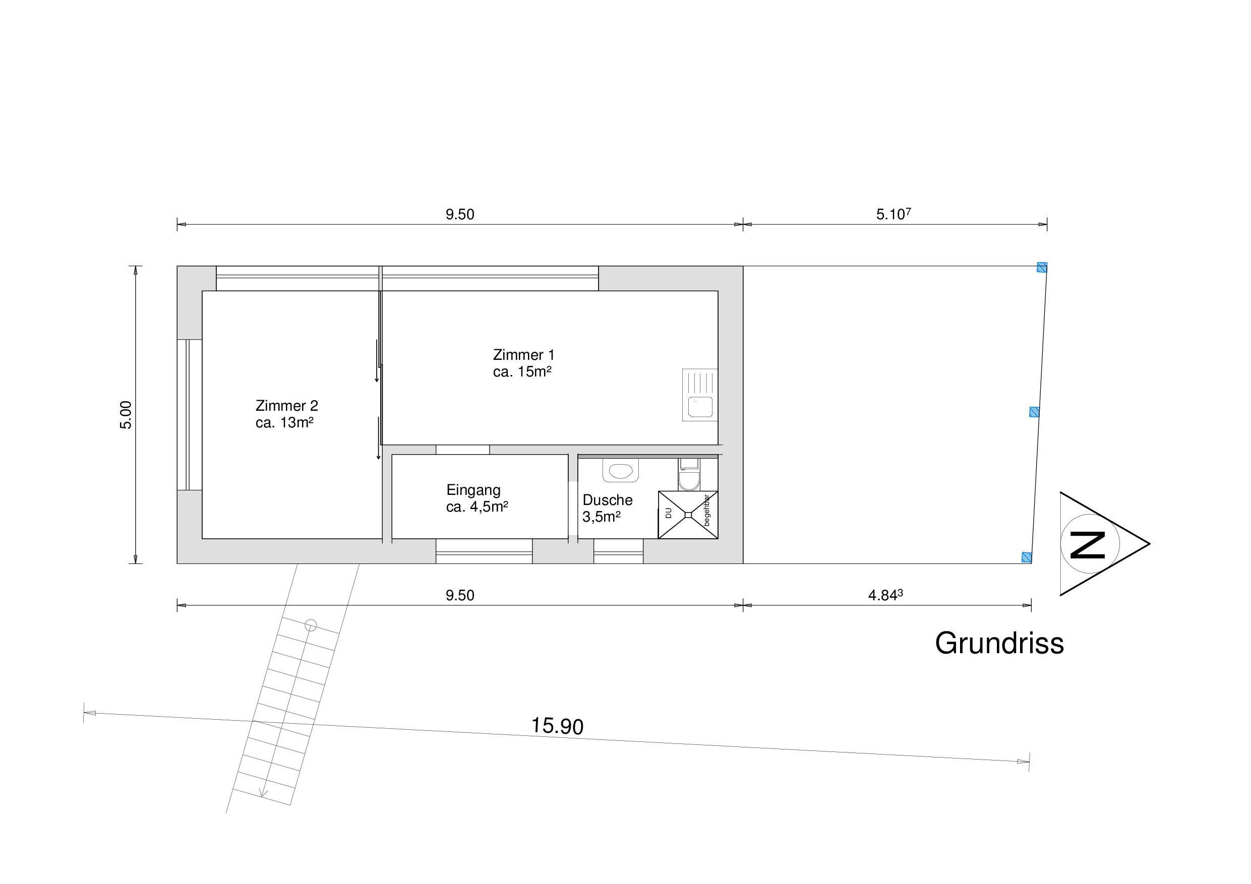 Link zum Planungsdetail Grundriss